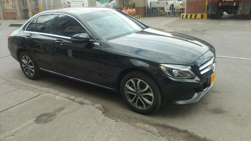 <strong>mercedes</strong>-Benz Clase C 2018 - 2250 km
