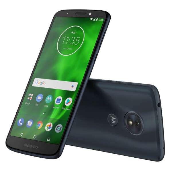 Celular Motorola G6 Play 32gb Azul