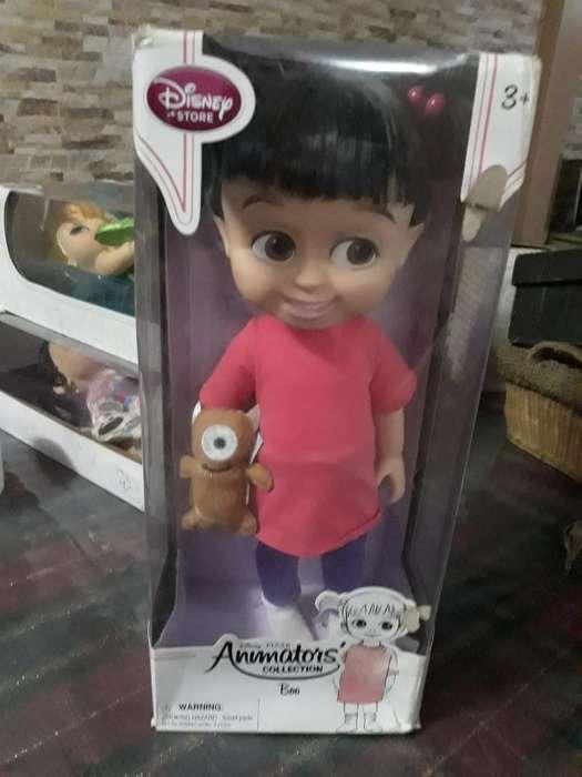 Muñeca Princesas Animeitor