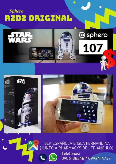 R2D2 Star Wars Robot Sphero Original en caja