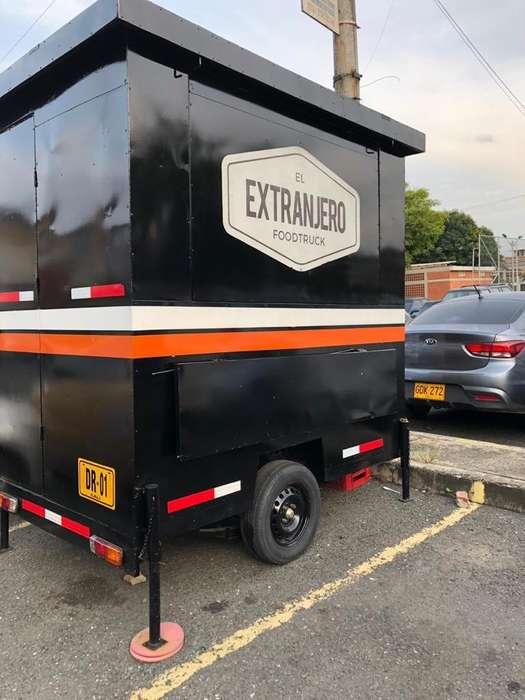 Food Truck Se Vende