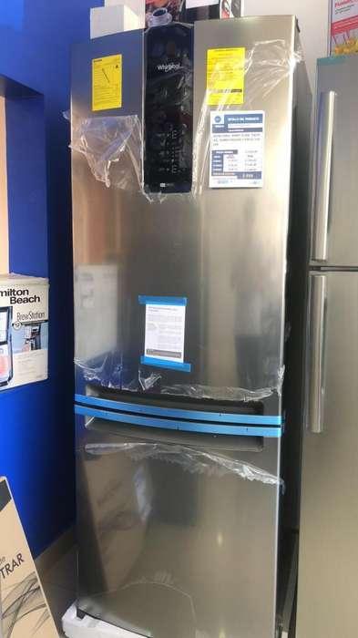 Refrigerador Whirlpool 530Lts