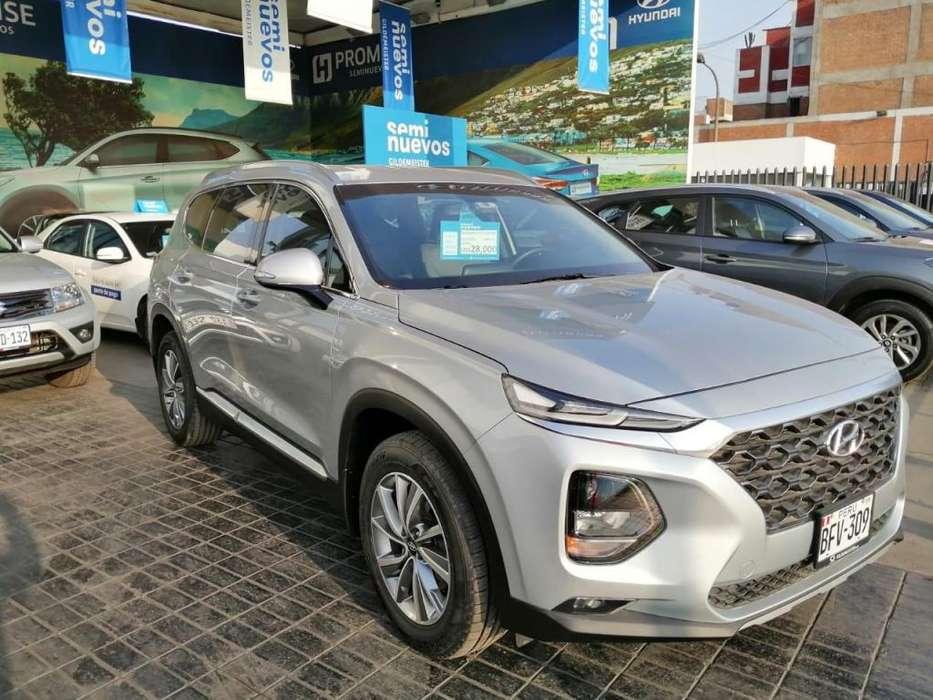 Hyundai Santa Fe 2018 - 7000 km