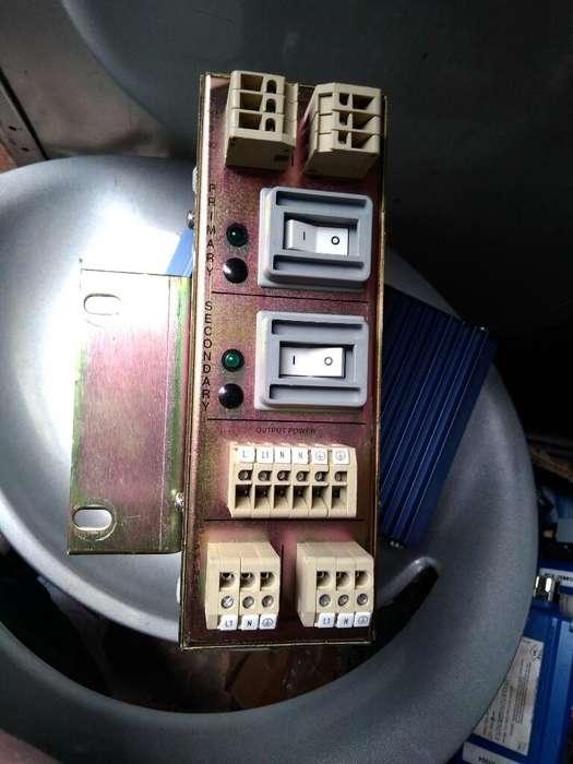 Interruptor de Transferencia Foxboro
