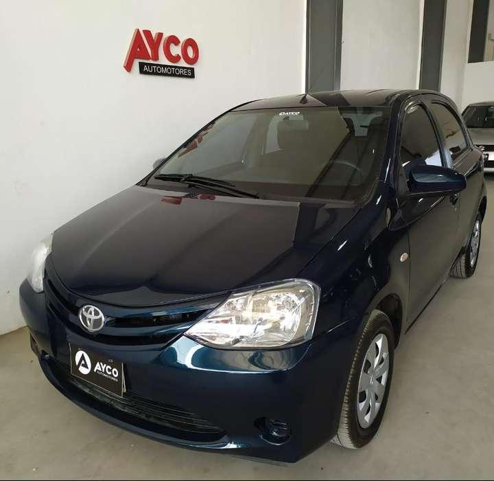 Toyota Etios 2015 - 39500 km