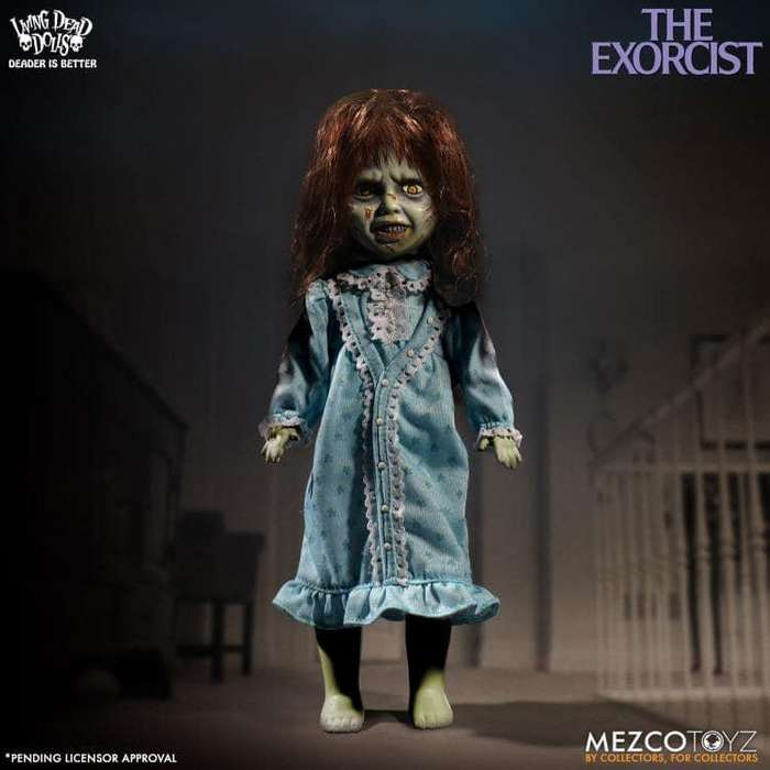 Figura Living Dead Dolls The Exorcist regan