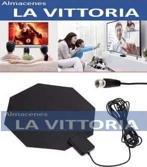Antena TV Ultra HD Digital Universal, Interior