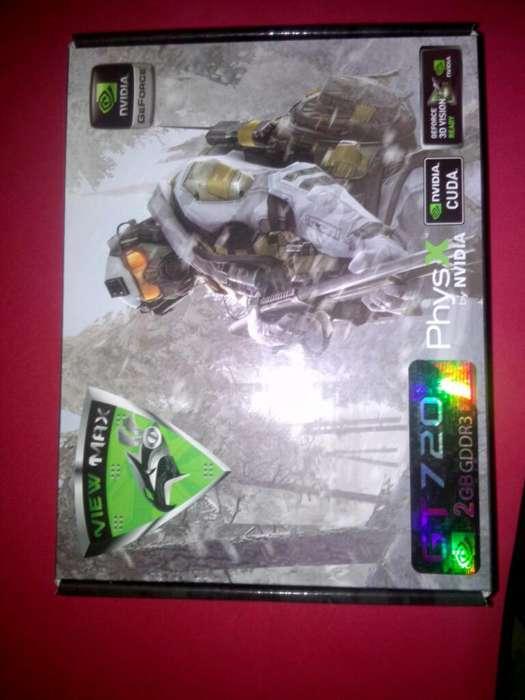 Tarjeta Grafica Envidia Gt-720