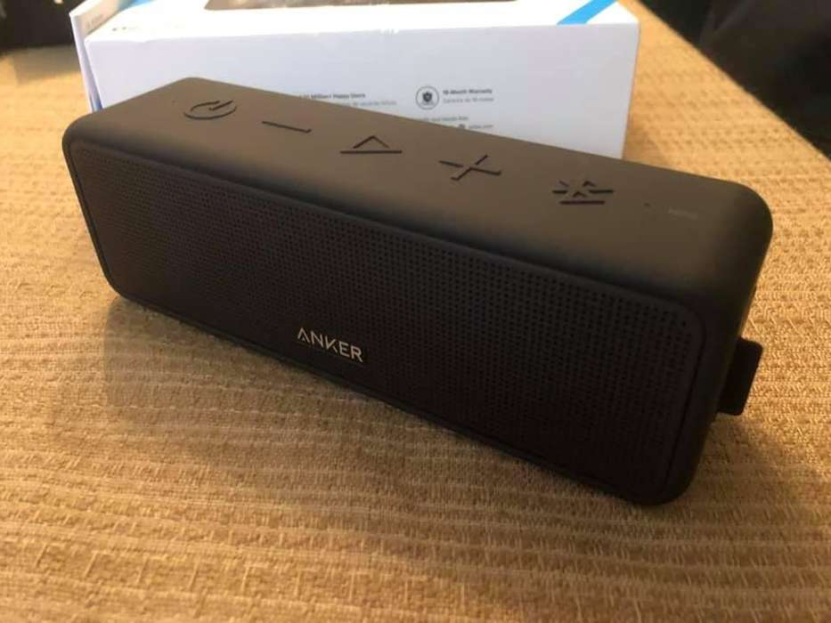 Parlante Bluetooth Anker