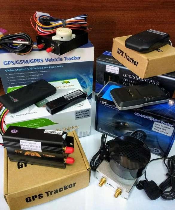 Equipos GPS tracker vehicular al por mayor solo distribuidores!!!