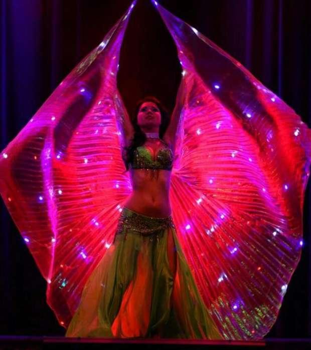 Aprende a Bailar Danza Árabe