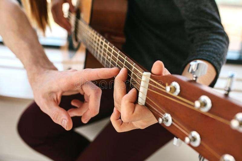 Clases de guitarra principiante