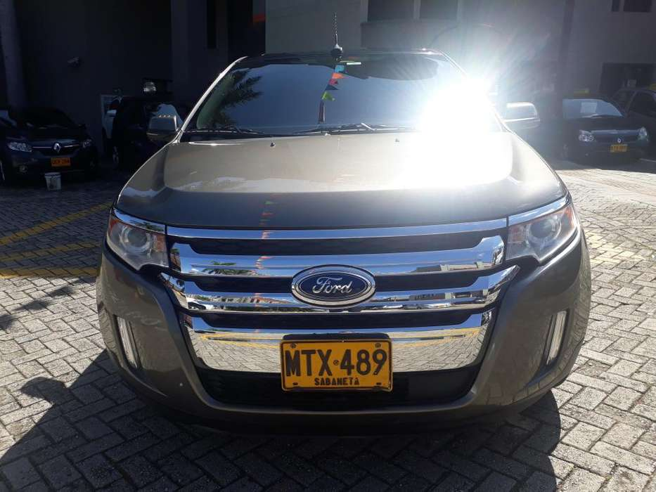 Ford Edge  2013 - 92000 km