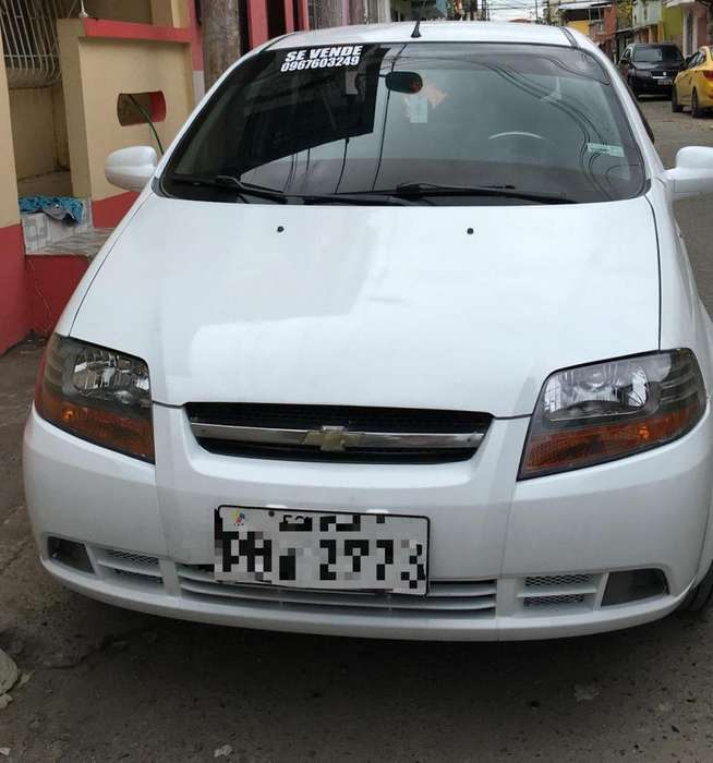 Chevrolet Aveo 2012 - 200000 km