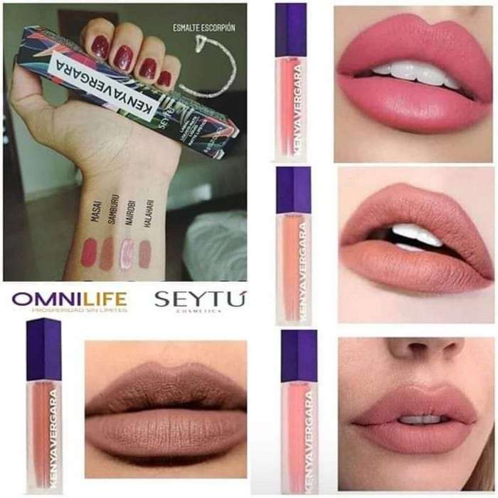 Labial Mate Kenya Vergara