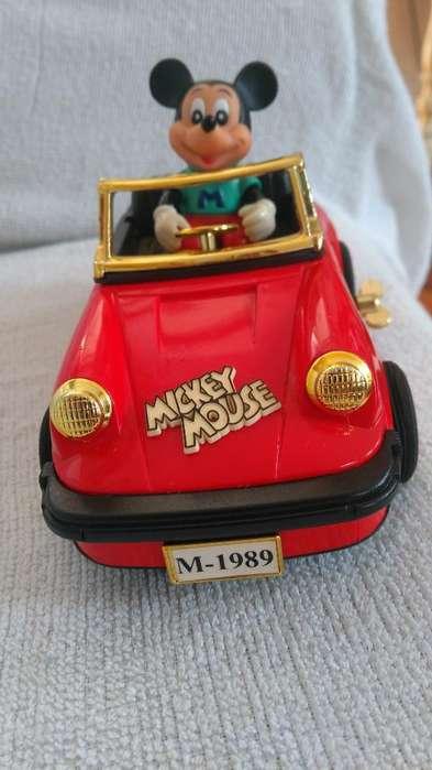 Carro de Mickey Mouse Nuevo Hecho en Japon
