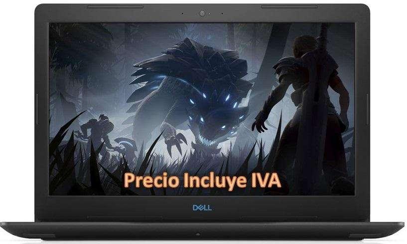 """<strong>laptop</strong> Portatil Dell Intel Core I7 8va 8gb 1Tb 128SSD 4GB Video Led 15.6"""", I3 I5 PRECIO INC. IVA ENTREGA A DOMICILIO"""