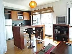 ALQUILER en TORRE CARDÓN  Monoambiente moderno, impecable U950 paquete con muebles
