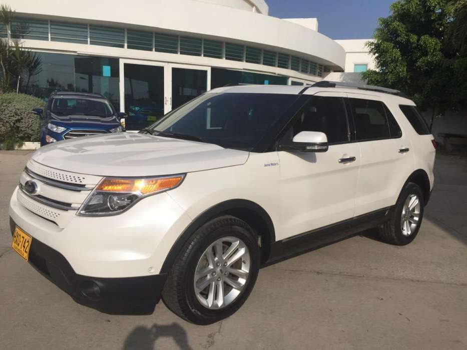 <strong>ford</strong> Explorer 2014 - 52380 km