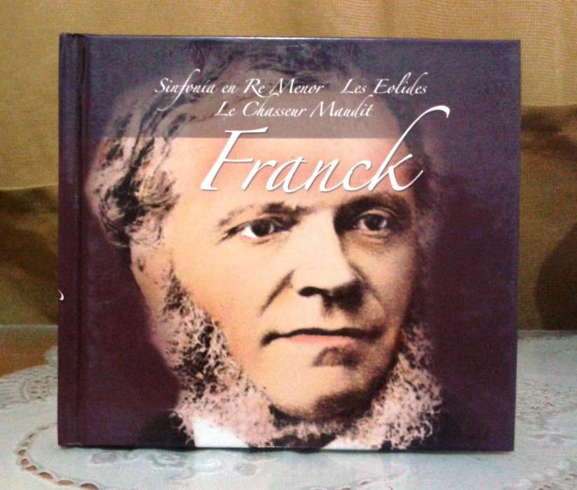 CD Franck: Las Eolides/El Cazador Mandit