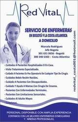 servicio de enfermería domiciliaria