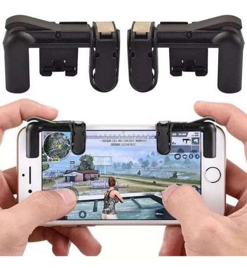 Gatillos Botones Joystick R1l1 Pubg Mobile Freefire