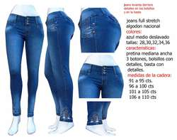 572e55d083a18 ... Pantalones jeans de damas