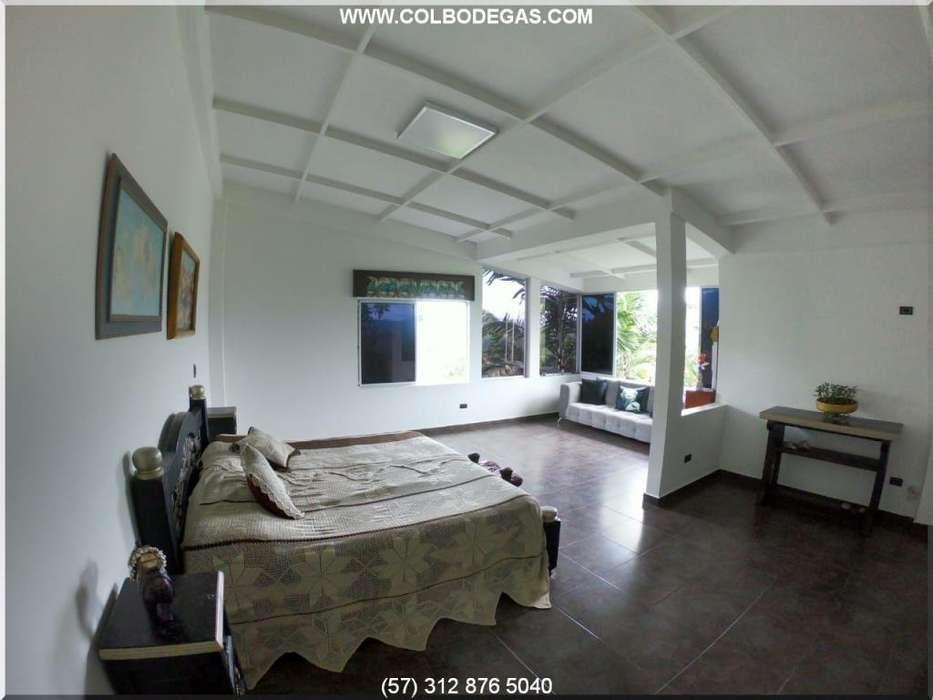 Vendo espectacular casa campestre Pereira 1220 metros2 CAC-003