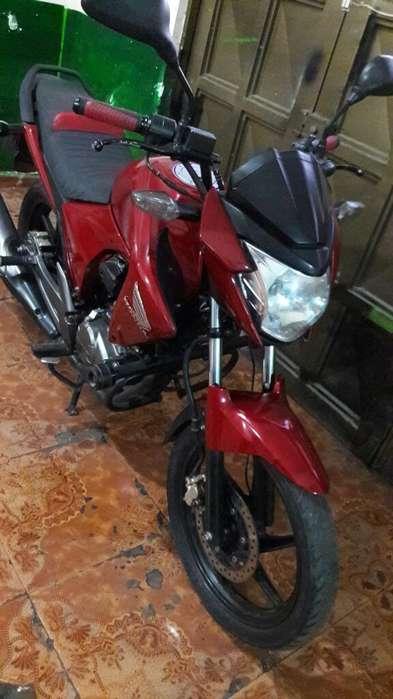 Honda Invicta 2014 Aldia