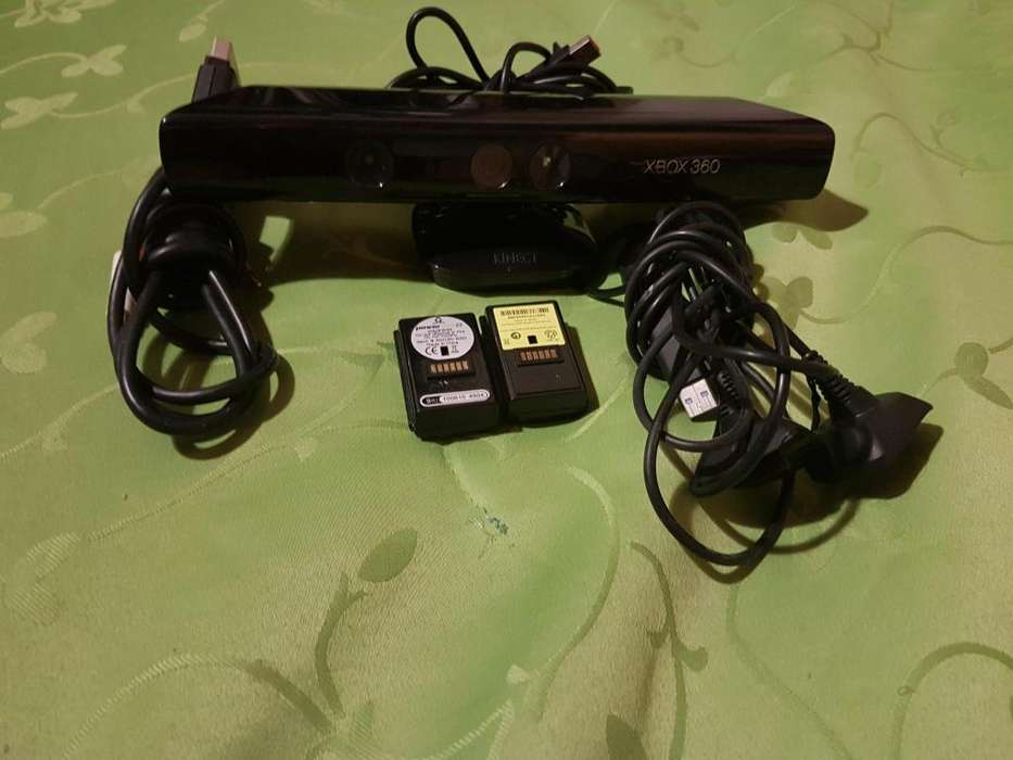 Kinect xbox 360,cable de video