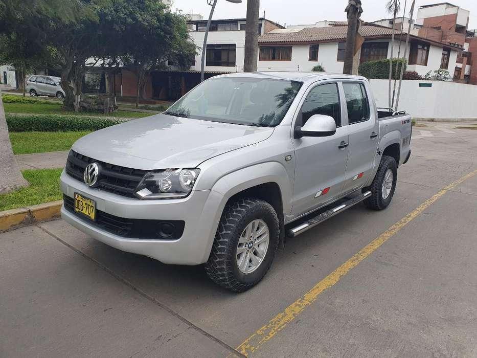 Volkswagen Amarok 2013 - 76000 km
