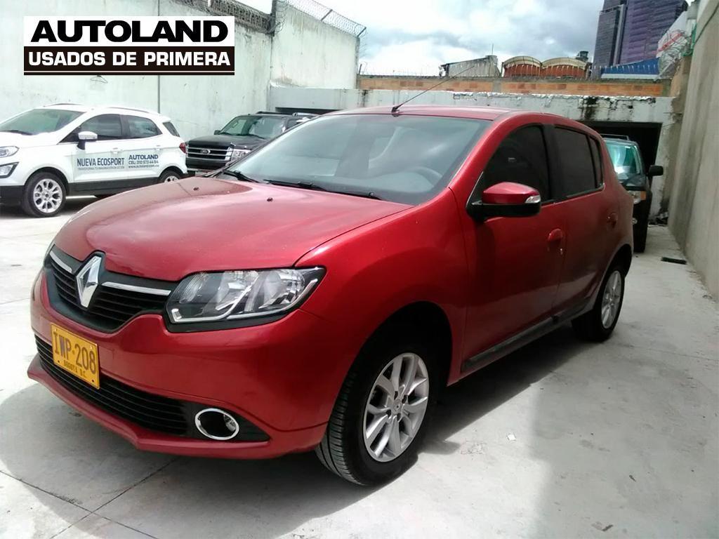 Renault Nuevo Sandero