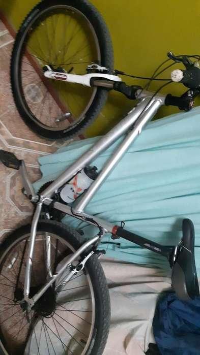 Bicicleta Trek Aliminio Aro 26