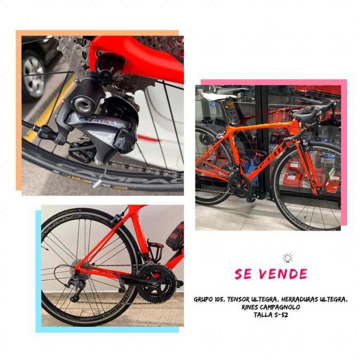 bicicleta de ruta se vende