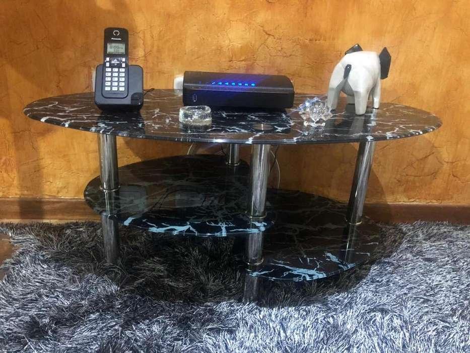 Se Vende Mesa en Vidrio Tenplado