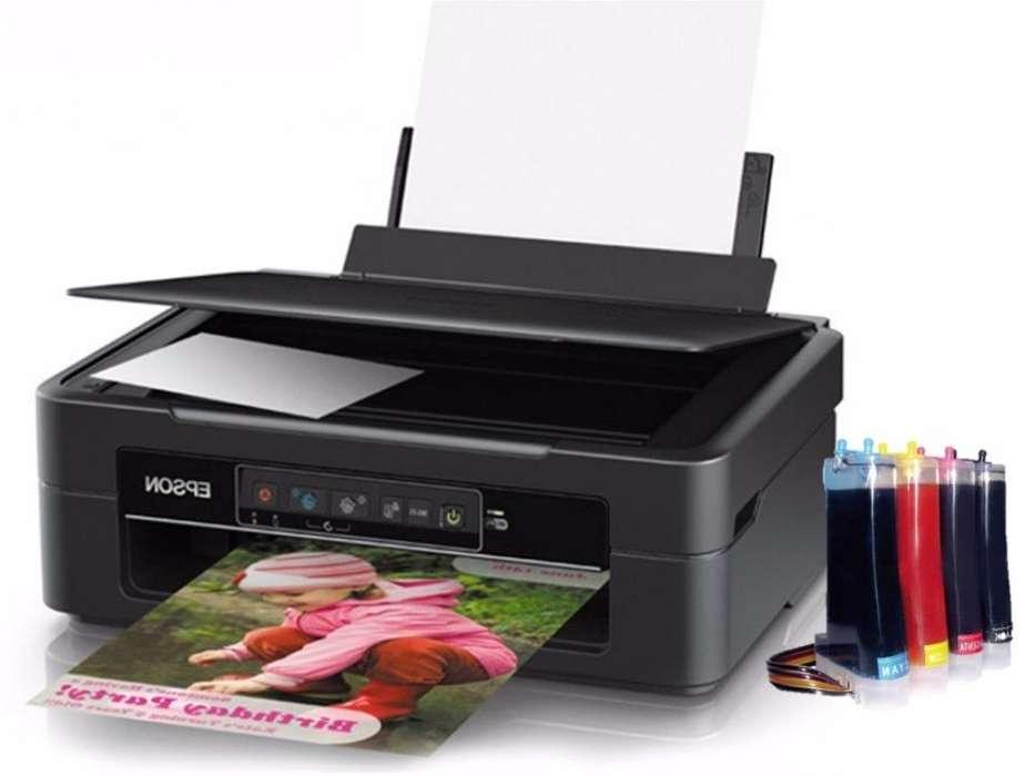 Impresora multifuncional Epson XP 241llamar al cel 317 462 5092