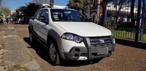 Fiat Strada 2012 - 120200 km