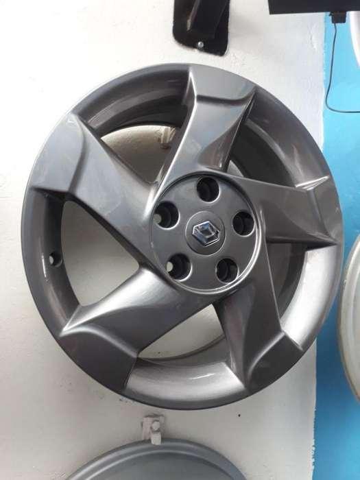 Rines de Renault Duster 16 Originales