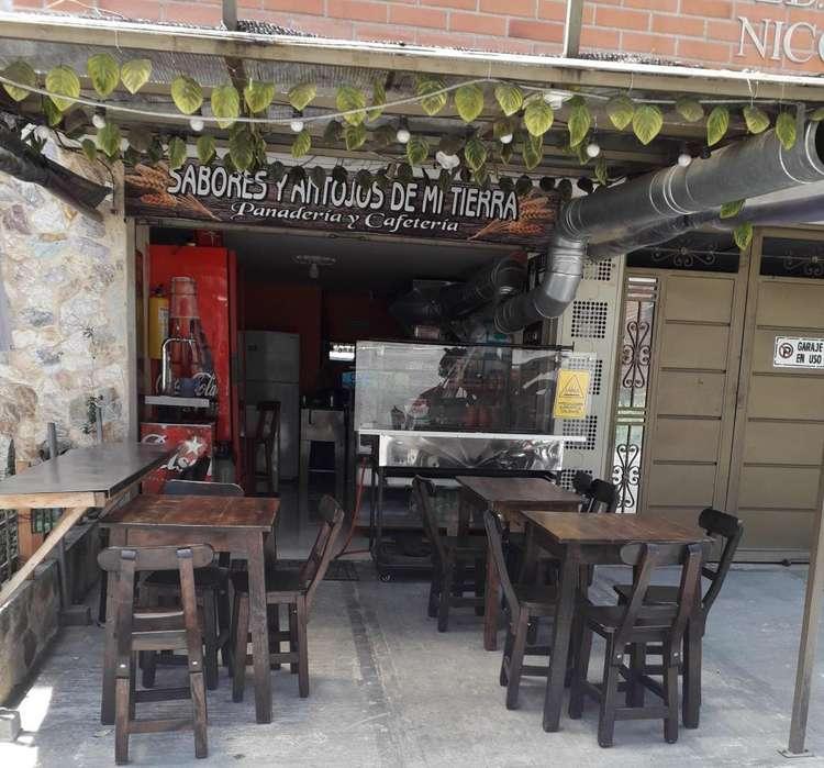 RESTAURANTE Y CAFETERÍA ACREDITADO A MUY BUEN PRECIO