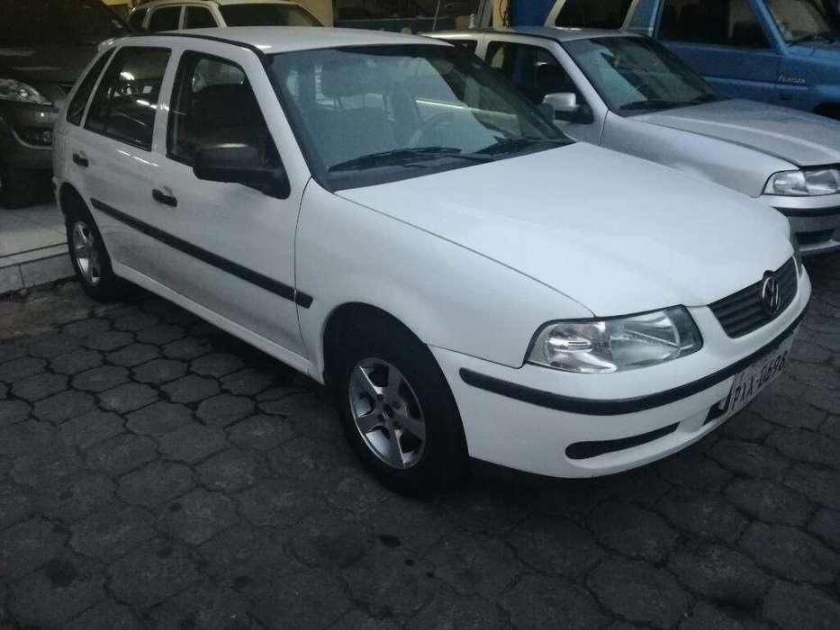 Volkswagen Gol 2002 - 271000 km