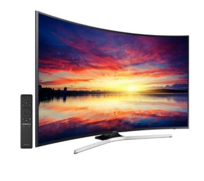 Vendo Tv Samsung Curvo de 55' 4k Hd