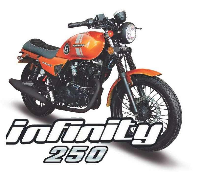 Infinity250 Zongshen