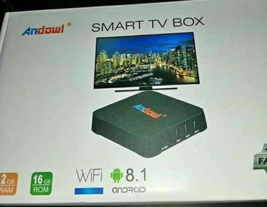 El Mejor Regalo Tvbox Smart 35dlrs Cnt10