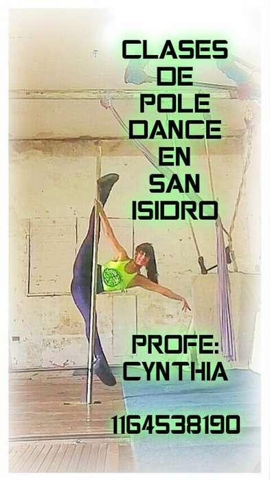 CLASES DE POLE DANCE EN SAN ISIDRO
