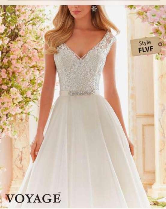 Vestido de novia oferta Mori lee Bridal