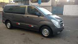 hyundai h1 2011 full equipo! turbo intercooler.