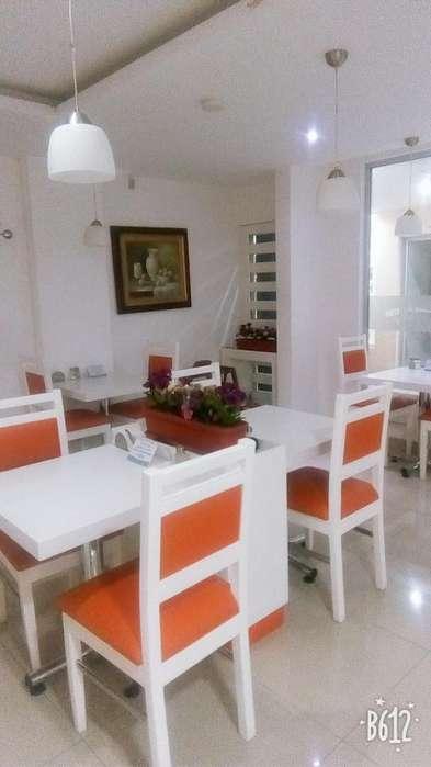 Arriendo Alquilo, Rento Restaurante Amoblado Cumbaya a 3 min U. San Francisco lugar muy rentable