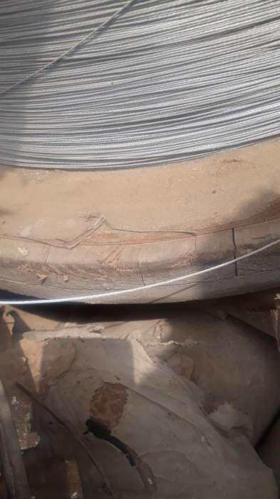 Cable de Acero Galvanizado Vendo