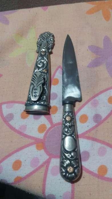 Cuchillo Juca Alpaca