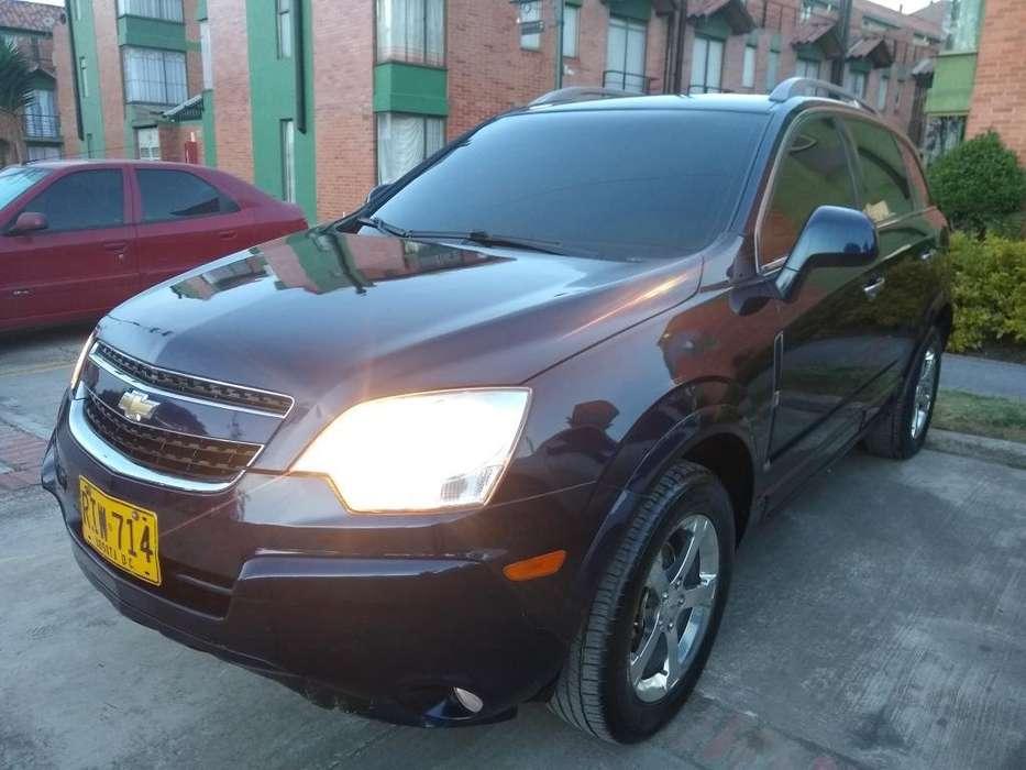 Chevrolet Captiva 2011 - 114177 km